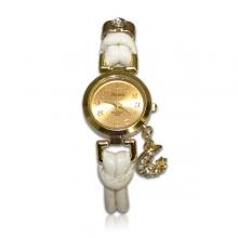 Reloj pulsera de cuero
