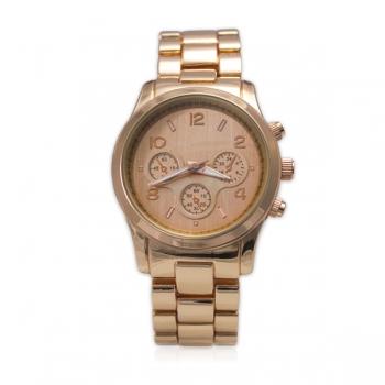 Reloj Analógico Rosé